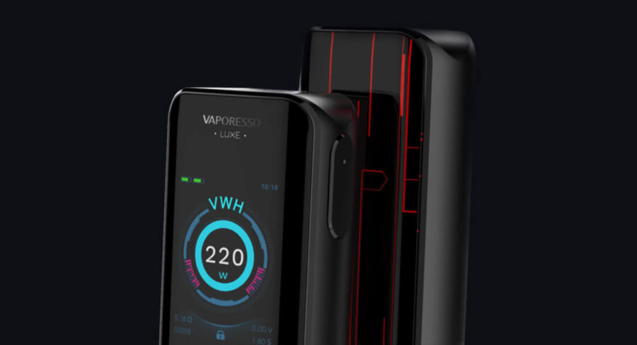 vaporesso luxe 220w mod Superplayer