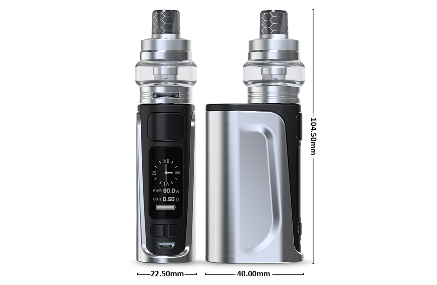 evic primo fit kit by joyetech διαστασεις