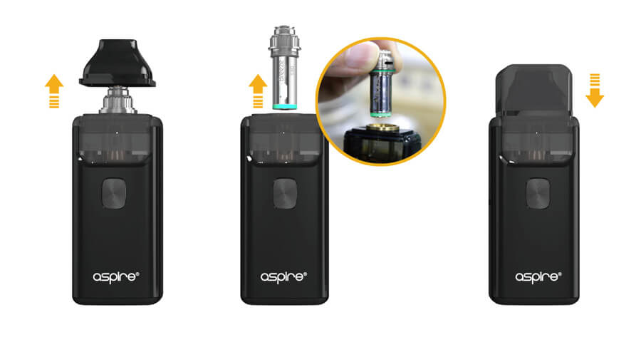 aspire breeze 2 aio kit αντισταση