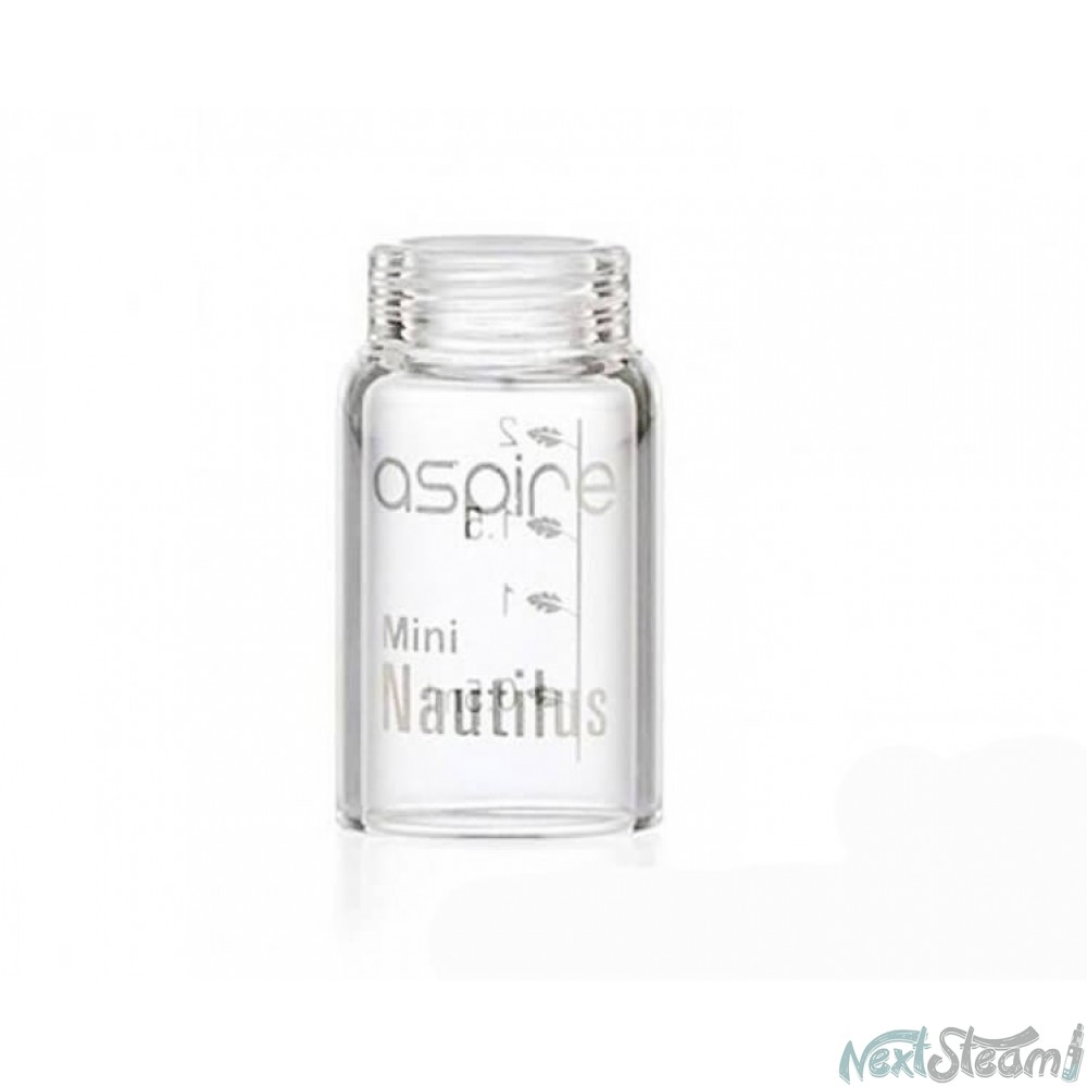 ASPIRE MINI NAUTILUS PYREX TUBE