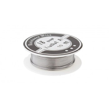 Authentic Kanthal A1 Resistance Wire 18AWG