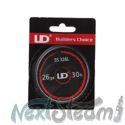 Authentic UD 316 Stainless Steel 26 AWG
