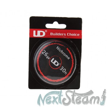 Authentic UD Nichrome 26 AWG
