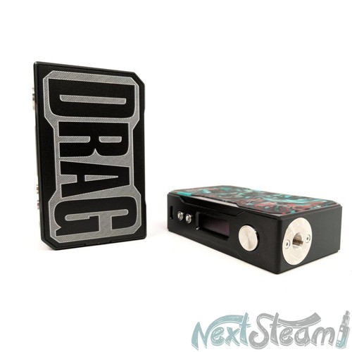 drag resin 157w mod by voopoo