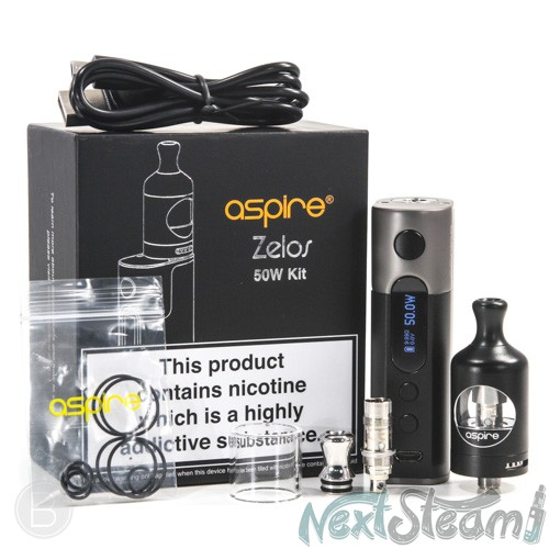 aspire zelos kit με nautilus 2