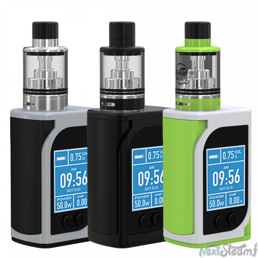 eleaf istick kiya kit με τον gs juni