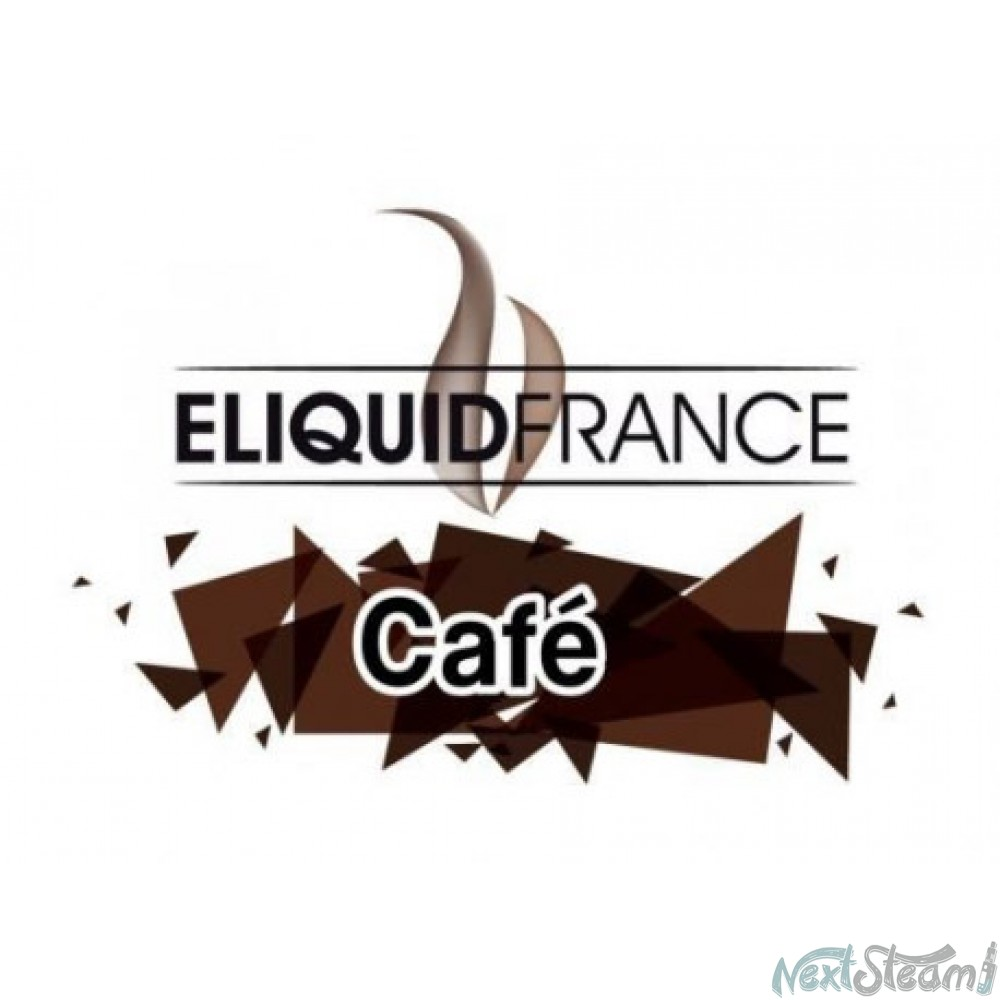 eliquid france - αρωμα black coffee