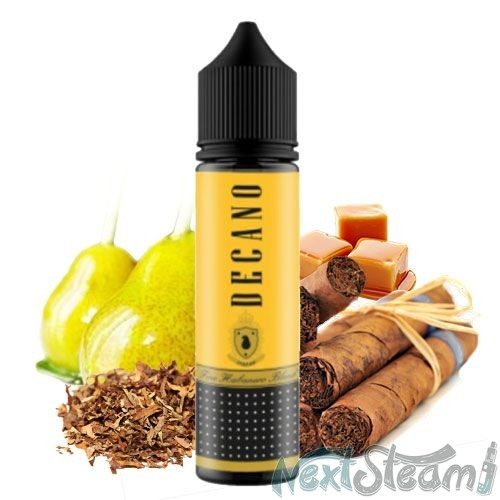 eliquid france shortfill - decano 50/70ml