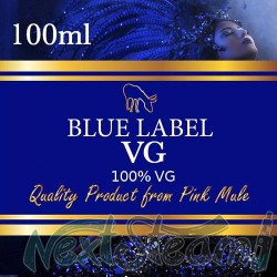 pink mule blue label βαση 100% vg 0mg