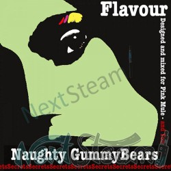 Pink Mule - Naughty Gummy Bears