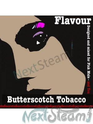Pink Mule - Secrets Butterscotch Tobacco