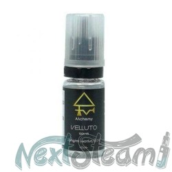 aλchemy nicotine booster velluto 10ml 100%vg/20mg
