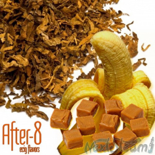 after-8 - smokey banana