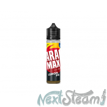 aramax - lemon pie 12/60ml