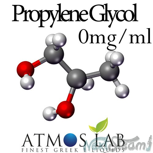 Atmos Lab - Βαση Propylene Glycol (PG) 0mg/ml