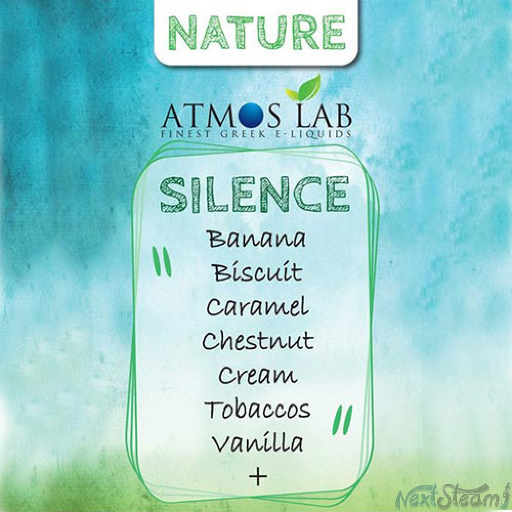 Atmos Lab - Nature Silence 10 ml