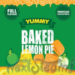 big mouth yummy - baked lemon pie αρωμα 10 ml