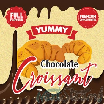big mouth yummy - chocolate croissant αρωμα 10 ml