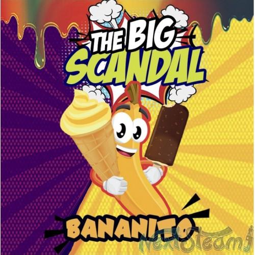 big scandal - bananito 120 ml