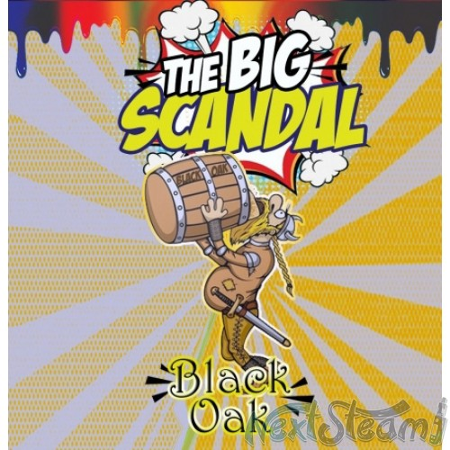 big scandal - black oak 60 ml