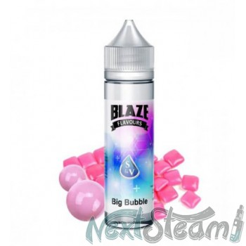 blaze eliquids - big bubble 15/60ml