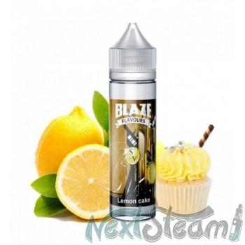 blaze eliquids - lemon cake 15/60ml
