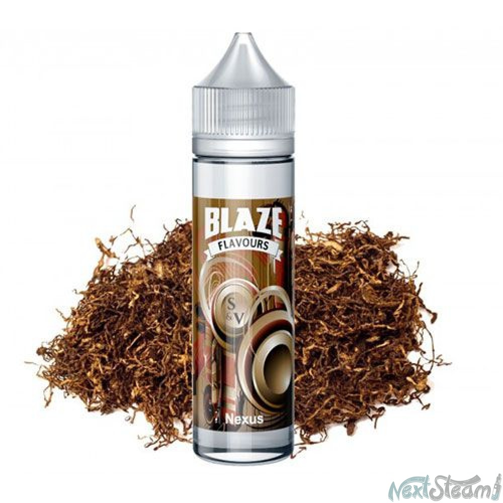 blaze eliquids - nexus 15/60ml