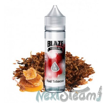blaze eliquids - red tobacco 15/60ml