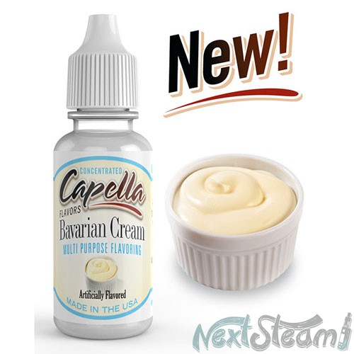 capella - bavarian cream