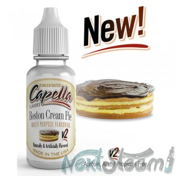 capella - boston cream v2