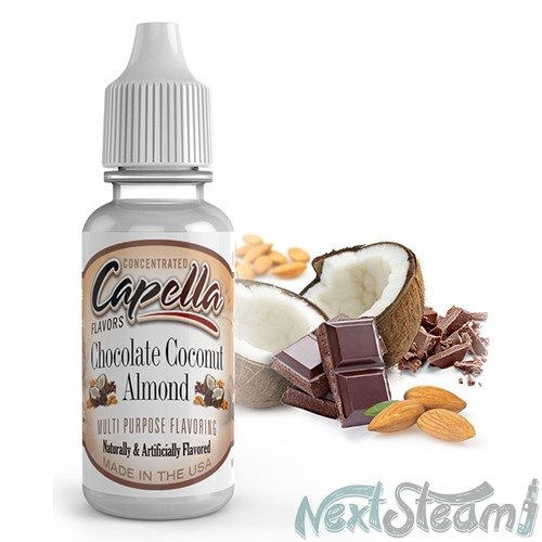 capella - chocolate coconut almond