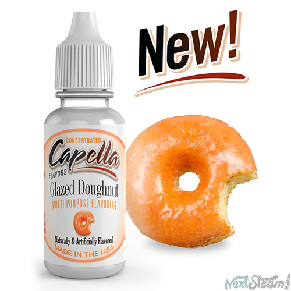 capella - glazed doughnut