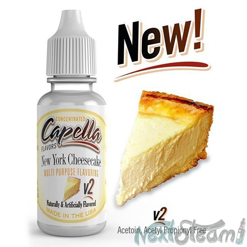 capella - new york cheesecake
