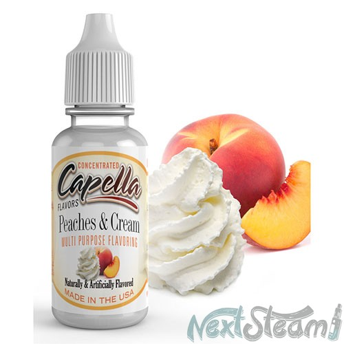 capella - peaches & cream