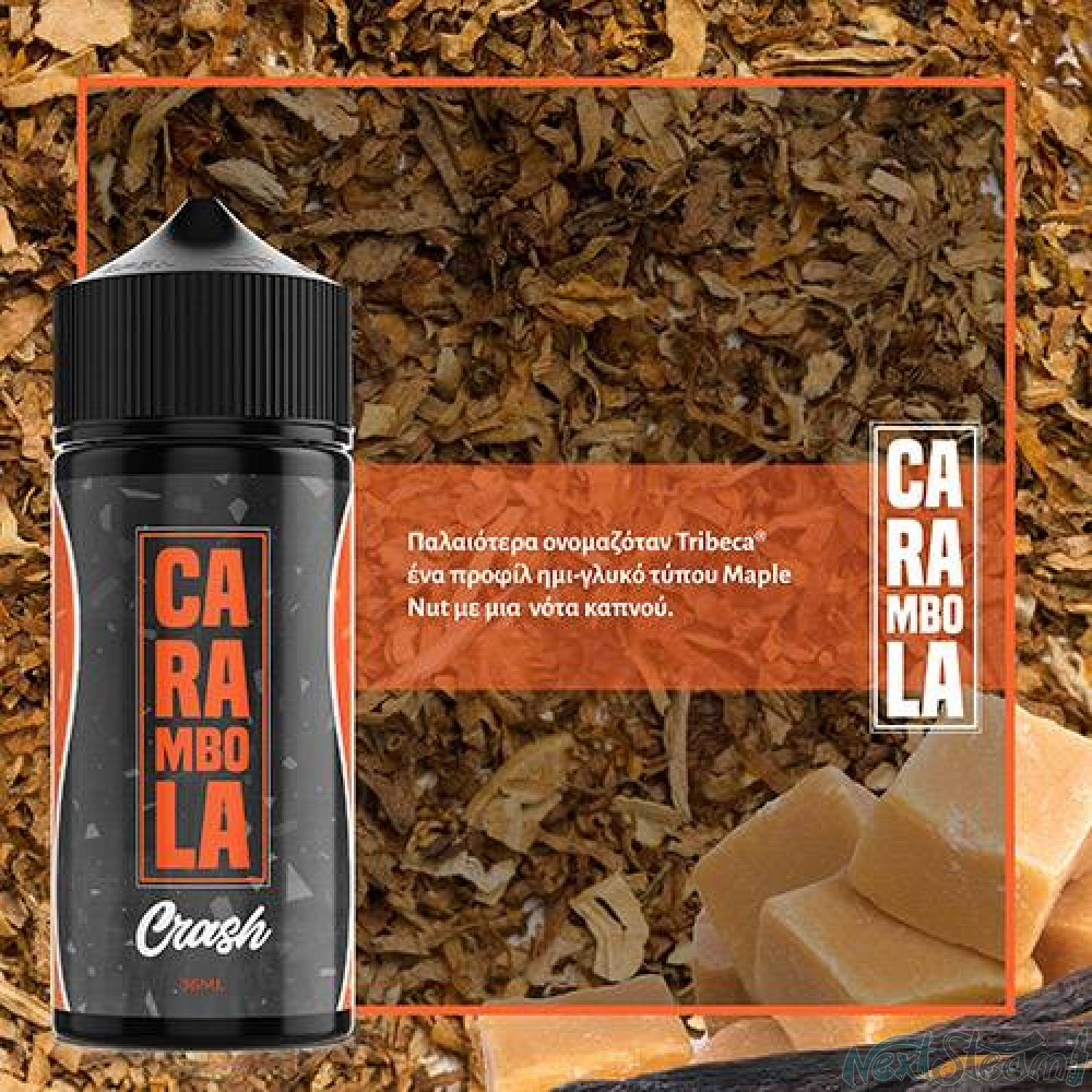 carambola flavour shot - crash 36/120ml