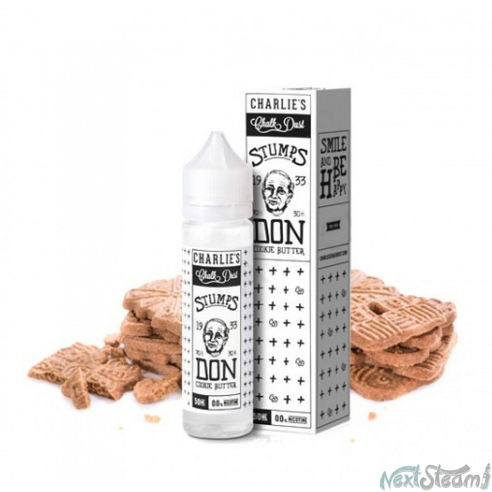 charlie's - stump don flavor 20/60ml