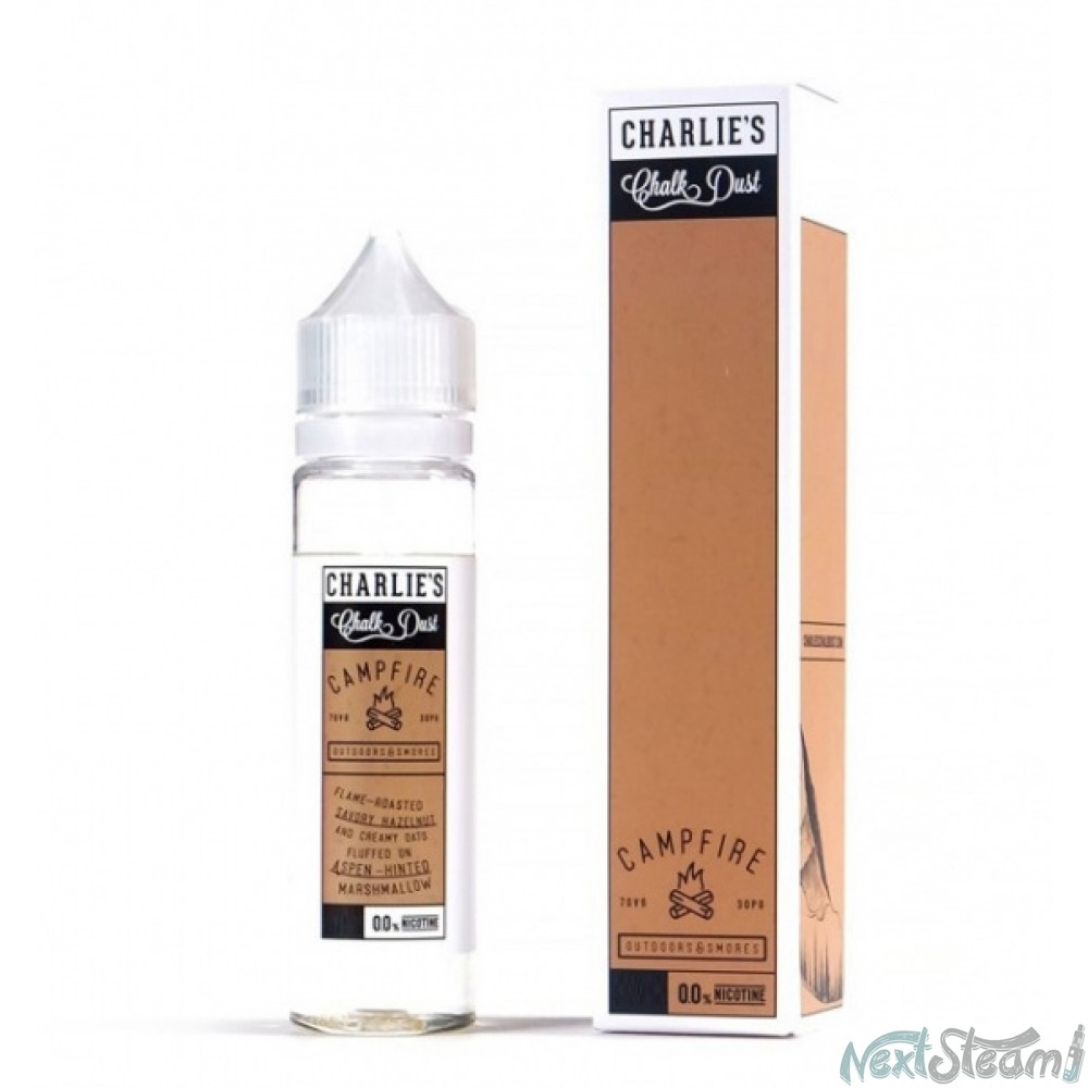 charlie's - campfire flavor 20/60ml