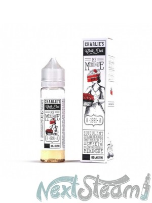 charlie's - miss meringue flavor 20/60ml