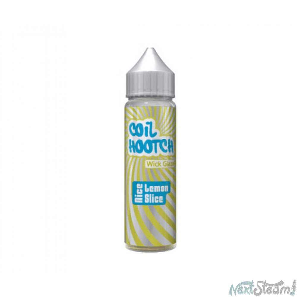 coil hootch - nice lemon slice flavor 15/60ml