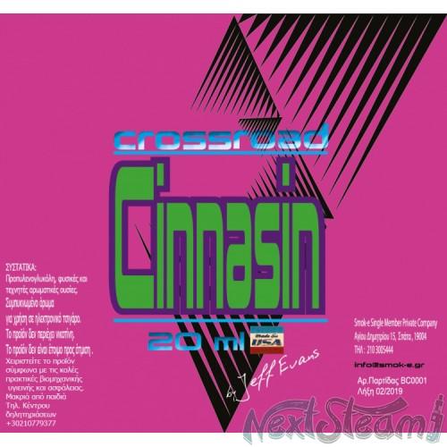 crossroad flavour shot - cinnasin