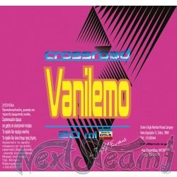 crossroad flavour shot - vanilemo