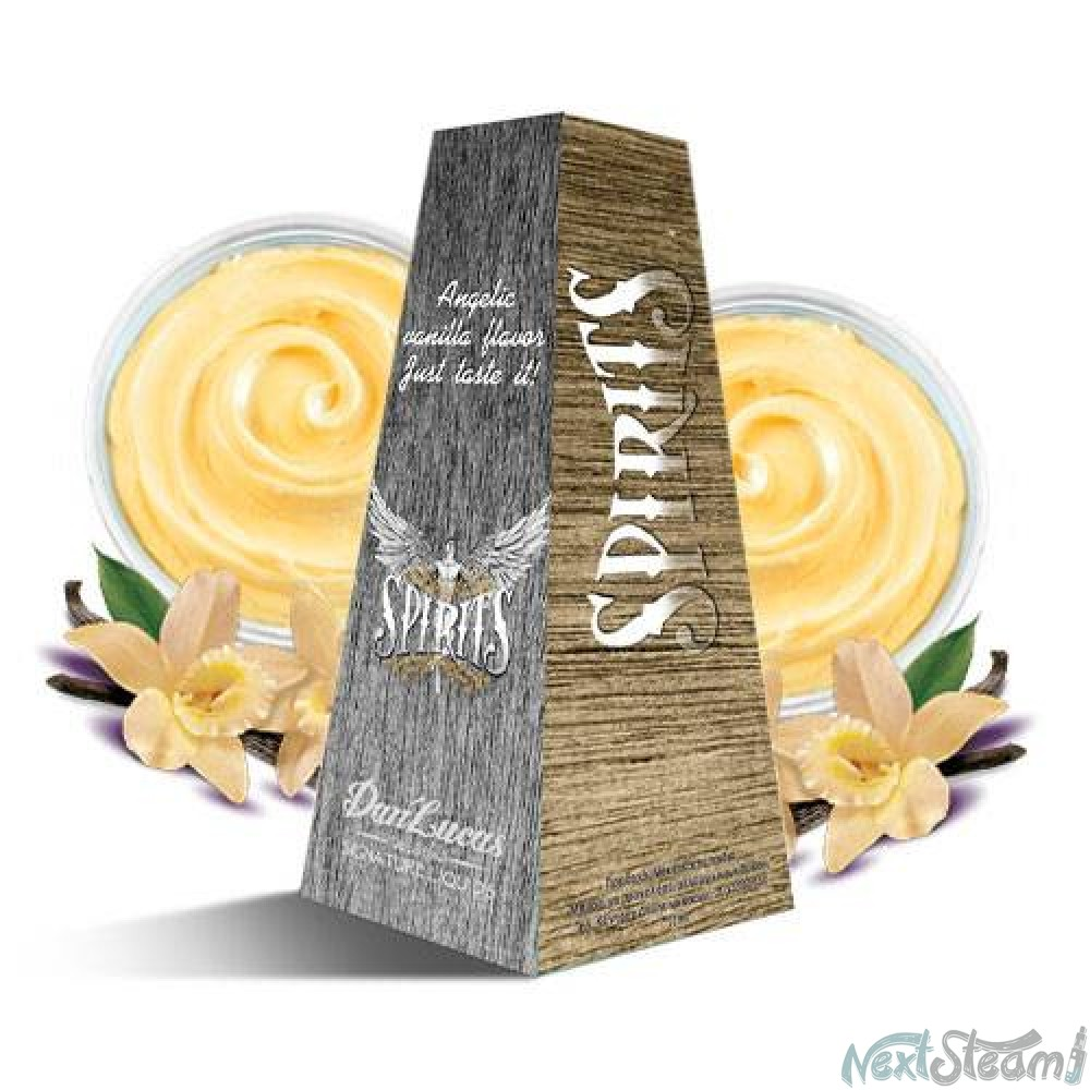 dan lucas signature flavourshot - spirits 12/60ml