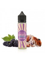 dinner lady - blackberry crumble flavor 20/60ml