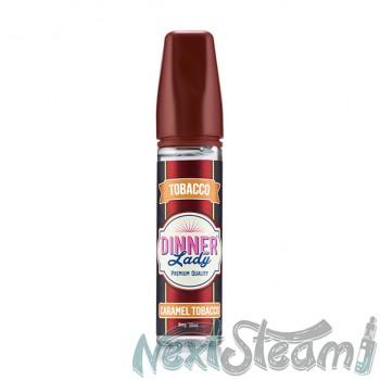 dinner lady - range caramel tobacco 20/60ml