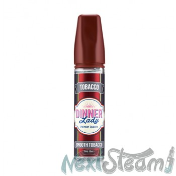 dinner lady - range smooth tobacco 20/60ml