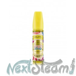 dinner lady fruitsrange - melon twist flavor 20/60ml
