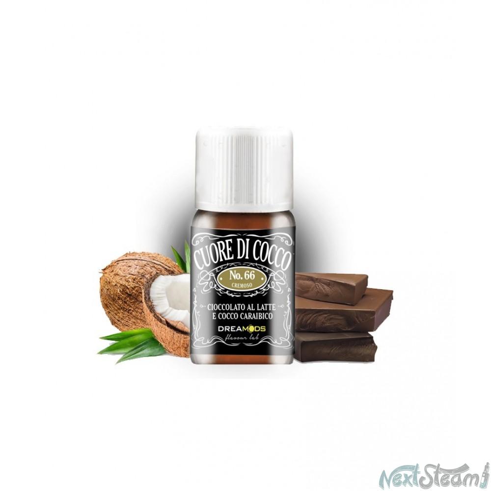dreamods concentrated cuore di cocco aroma 10 ml