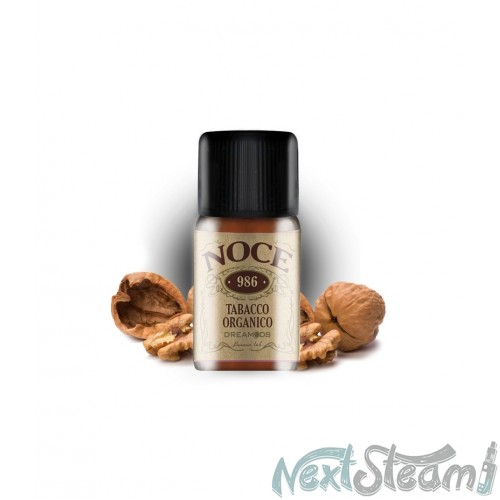 dreamods concentrated tabacco organico noce aroma 10 ml