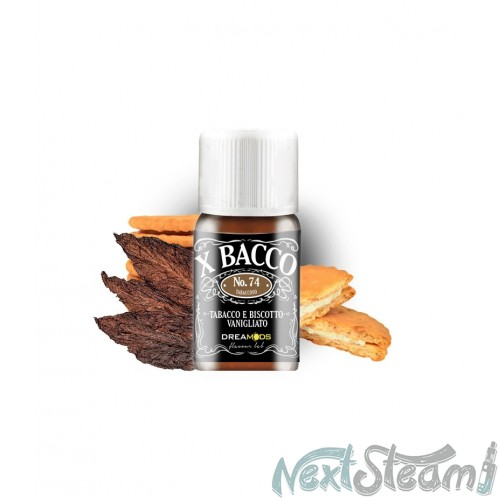 dreamods concentrated x bacco aroma 10 ml