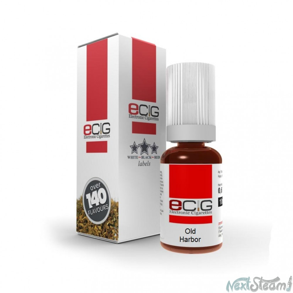 Ecig - Καπνος Old Harbor 10 ml